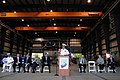 Flickr - Official U.S. Navy Imagery - The Chief of Naval Research Director speaks at an authentication of the Keel for the Ocean-class Research Vessel AGOR 27..jpg