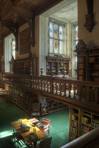 Folger Shakespeare Library - Gail Kern Paster Reading Room