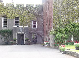 Fonmon Castle - Fonmon Castle in 2009