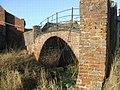 Footbridge over the Mill Race - geograph.org.uk - 311113.jpg