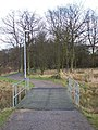 Footpath, Old Brickworks Nature Reserve - geograph.org.uk - 657525.jpg