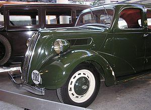 Ford-Vairogs - Image: Ford Vairogs 10
