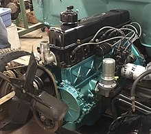 Ford straight-six engine - Wikipedia | Ford Inline 6 Cylinder Engine Diagram |  | - Wikipedia