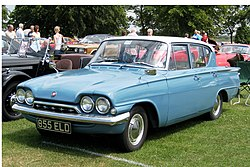 Ford Classic four door registered May 1962 1498 cc.JPG