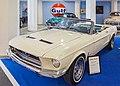 Ford Mustang Convertible de 1968, Helsinki, Finlandia, 2012-08-14, DD 02.JPG
