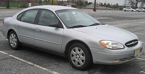 List of Ford Taurus models - Wikipedia