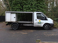 Milk Float Wikipedia