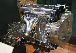Ford Sigma engine Motor vehicle engine