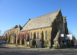 Godalming Congregational Church Church in Surrey , United Kingdom