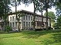 Former Park Hotel Williamsport Pennsylvania closer in.JPG