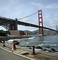 Fort Point -Golden Gate Bridge.jpg