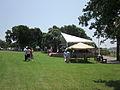 Fort Walton Landing Latino Fest stage.JPG