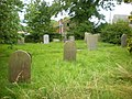 Forton United Reformed Church, Graveyard - geograph.org.uk - 1412698.jpg