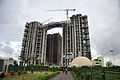 Forum Atmosphere - Residential Complex and Ideal Unique Centre - Office Building - Under Construction - Kolkata 2015-08-27 2474.JPG