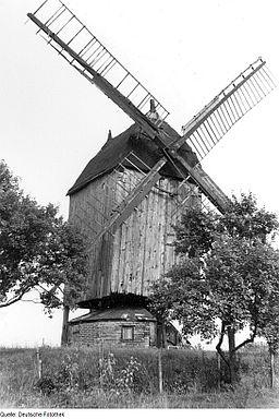 Fotothek df rp-a 0210033 Huy-Anderbeck. Bockmühle, Baujahr 1864