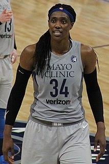Sylvia Fowles American womens basketball player