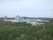 Foxwoods Resort Casino - Wikipedia, the free encyclopedia
