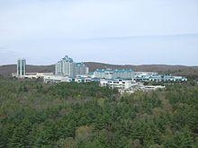 Foxwoods Resort Casino Wikipedia