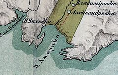 Fragment of the map of South Ussuri region, 1870.jpg