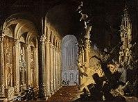 François de Nomé - King Asa of Juda Destroying the Idols - WGA16585.jpg