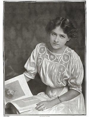 Frances Starr - Theatre Magazine, 1907