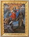 Francesco albani, madona in gloria tra i ss. girolamo e francesco, 1640 ca., coll. zambeccari.jpg