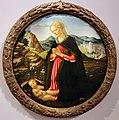 Francesco botticini, madonna in adorazione del bambino, 1480-1500 ca. 01.jpg
