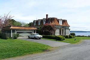 Port Townsend, Washington - Bartlett House, 1883