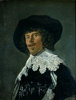 Frans Hals - portrait of a man in a black jacket c 1633.jpg