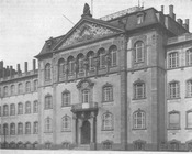 Franz von Hoven, Physikalischer Verein (Mittelrisalit) um 1908.tif