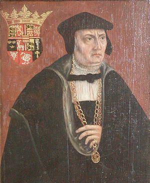 Frederick I of Denmark - Image: Frederik 1 detail