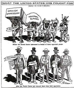 United States involvement in the Mexican Revolution - Image: Free from Spanish