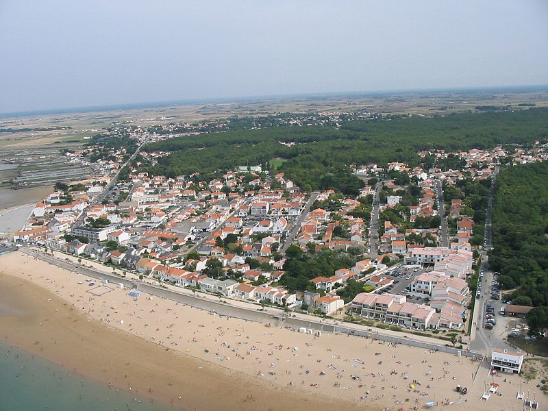 Fichier fromentine vue a rienne jpg wikip dia - Office tourisme fromentine ...