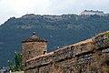 Fuerte Rapitán y Ciudadela de Jaca - panoramio.jpg