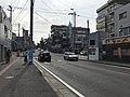 Fukudai-dori Street near Nanakuma Station.jpg