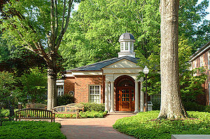 Furman welcome center