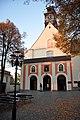 Góra św Anny front kościoła 62.JPG