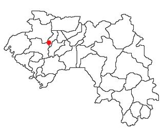 Lélouma Prefecture Prefecture in Labé Region, Guinea