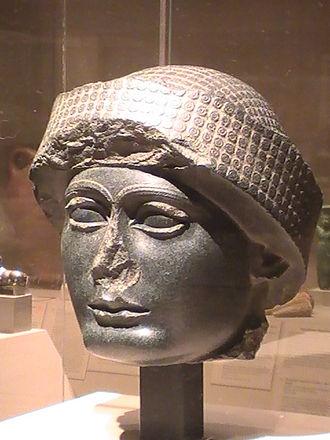 Gudea - Bust of Gudea