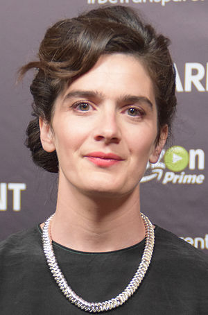 Gaby Hoffmann - Hoffmann in June 2015