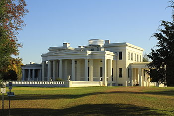 Gaineswood in Demopolis Gaineswood in October 2011 01.JPG