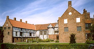 Gainsborough, Lincolnshire - Image: Gainsborough Old Hall geograph.org.uk 72817