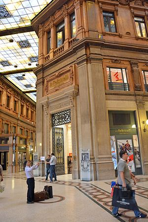 Galleria Alberto Sordi - Image: Galleria Alberto Sordi (Rome 2)