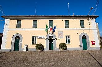 Galliavola - Image: Galliavola Municipio 2