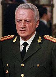 O tenente-general Leopoldo Galtieri eb1c234db6a