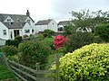 Garden at Garmartin - geograph.org.uk - 461933.jpg
