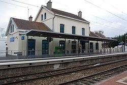 Estación de Luzarches