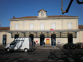 Image illustrative de l'article Gare d'Alès