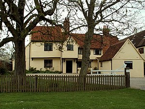 Felsted School - Garnett's House.