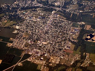 Gas City, Indiana City in Indiana, United States